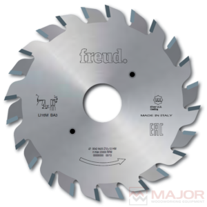 LI16M - Adjustable scoring saw blades