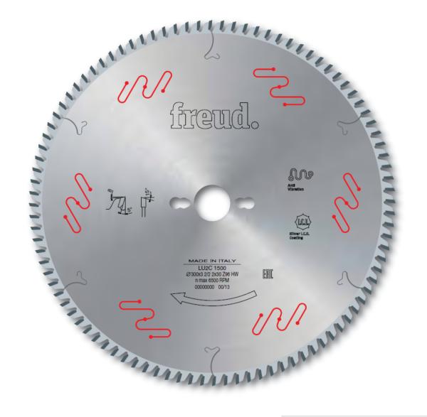 LU2C - Saw Blades for Fine Cutting